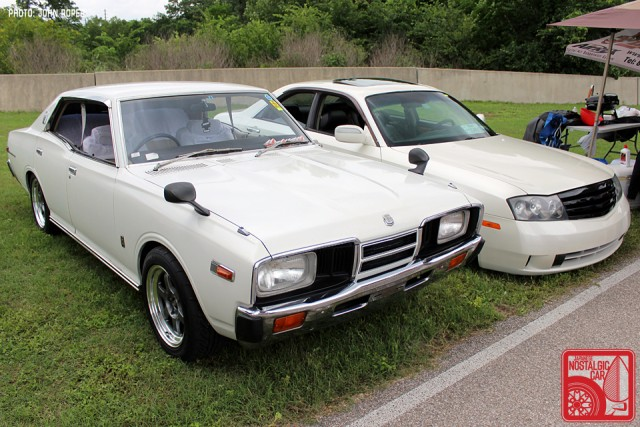 031p22_Nissan Gloria 330 & M45