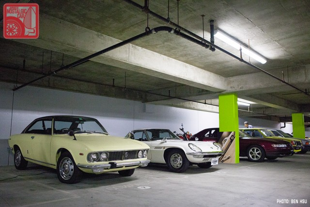 09_Mazda Basement R130 Luce Rotary Coupe & Cosmo Sport_MakeModel