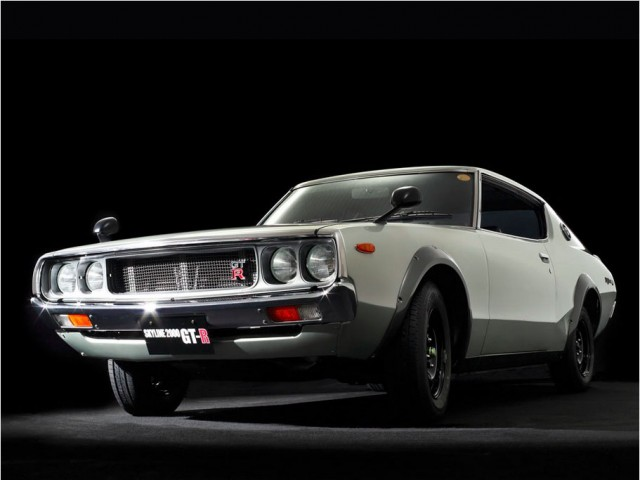 1973 Nissan Skyline GT-R Monterey RM Auction 01