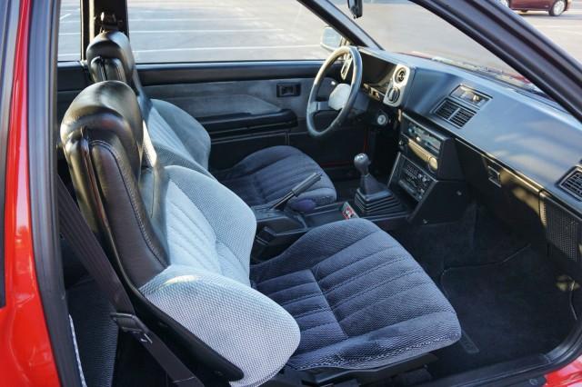 1986 AE86 Corolla GT-S liftback 89k mile 06