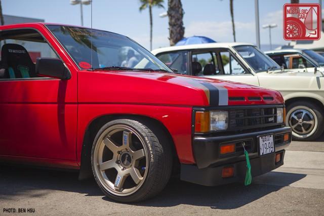 Events 2015 Nissan Jam Part 01 Japanese Nostalgic Car