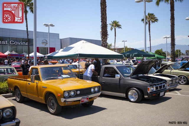 44_Nissan Datsun 620 & Hardbody