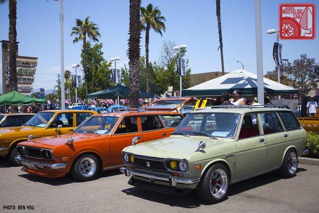47_Nissan Datsun 510 & 610 Wagon