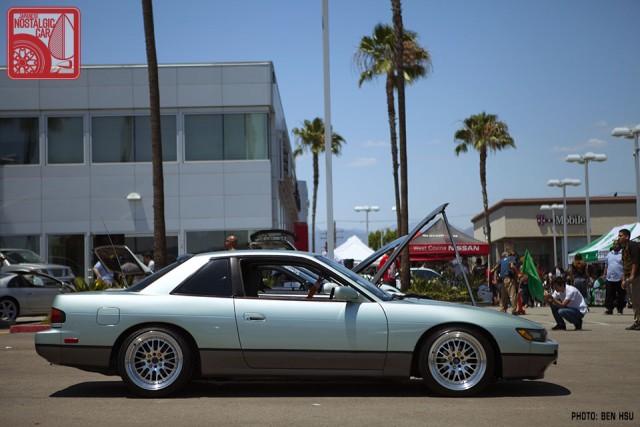 51_NIssan 240SX Silvia S13 2-tone