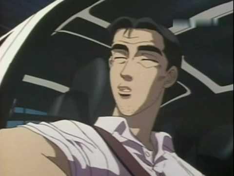 Bunta Fujiwara AE86