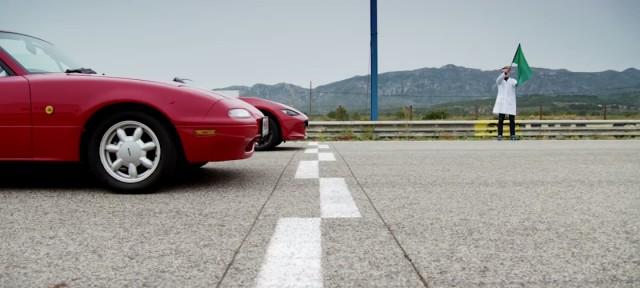 Mazda MX-5 Miata NA vs ND 01