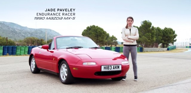 video mazda mx 5 miata na vs nd japanese nostalgic car. Black Bedroom Furniture Sets. Home Design Ideas