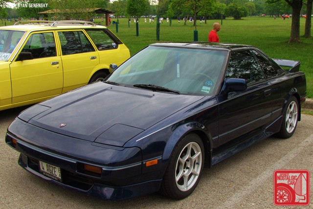 Toyota AW11Front1