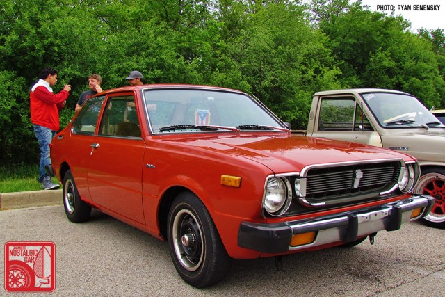 Toyota E60OrangeFront1