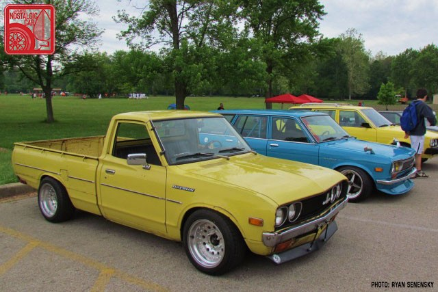Datsun 620 Cover Team_Nostalgic Chicago