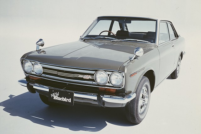 Datsun Bluebird Coupe 1800SSS