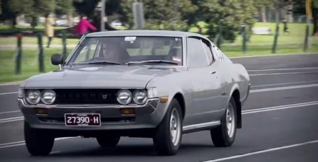 Shannon's Toyota Celica video