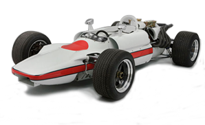 Stuart-Taylor Honda RA302 f1