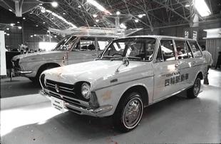 Subaru ff-1 1300G Tohoku Power Company 02