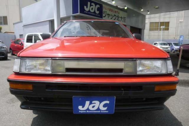 Toyota Corolla Levin GT Apex 18km 08