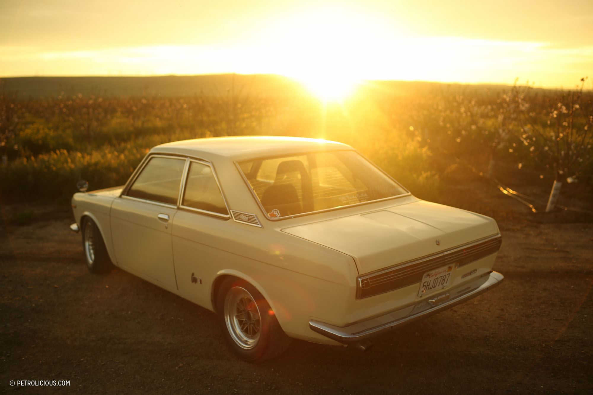 A Brief History of the Nissan 510 Bluebird Coupe | Japanese ...