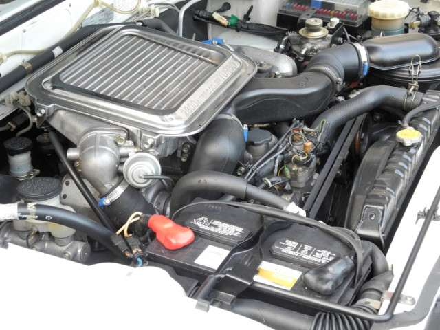 Kidney Anyone 1989 Isuzu Bighorn Irmscher R Japanese Nostalgic Car
