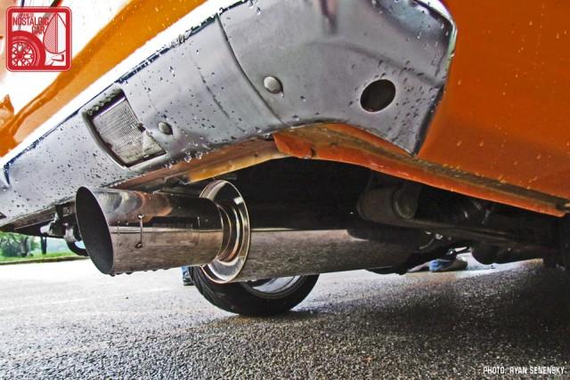 Mazda RX3 Wagon Exhaust Team_Nostalgic Chicago