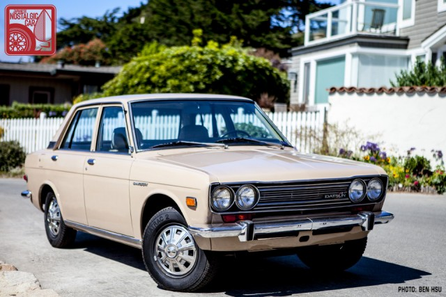 Nissan Heritage Collection Datsun 510 03
