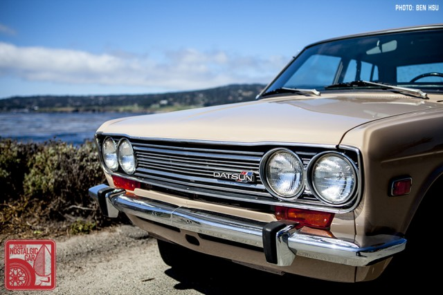 Nissan Heritage Collection Datsun 510 06