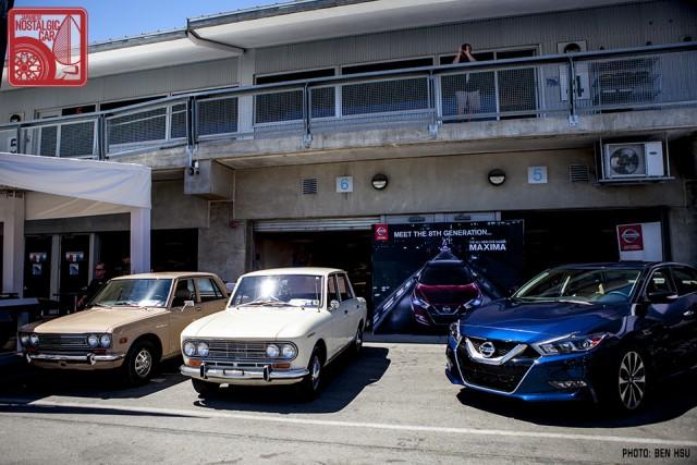 Nissan Maxima & Datsun 510 & Datsun 411 01