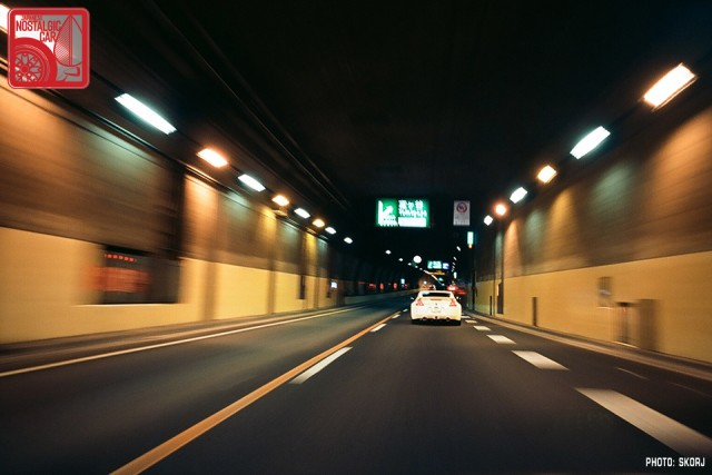 Sk286_Yamate Tunnel