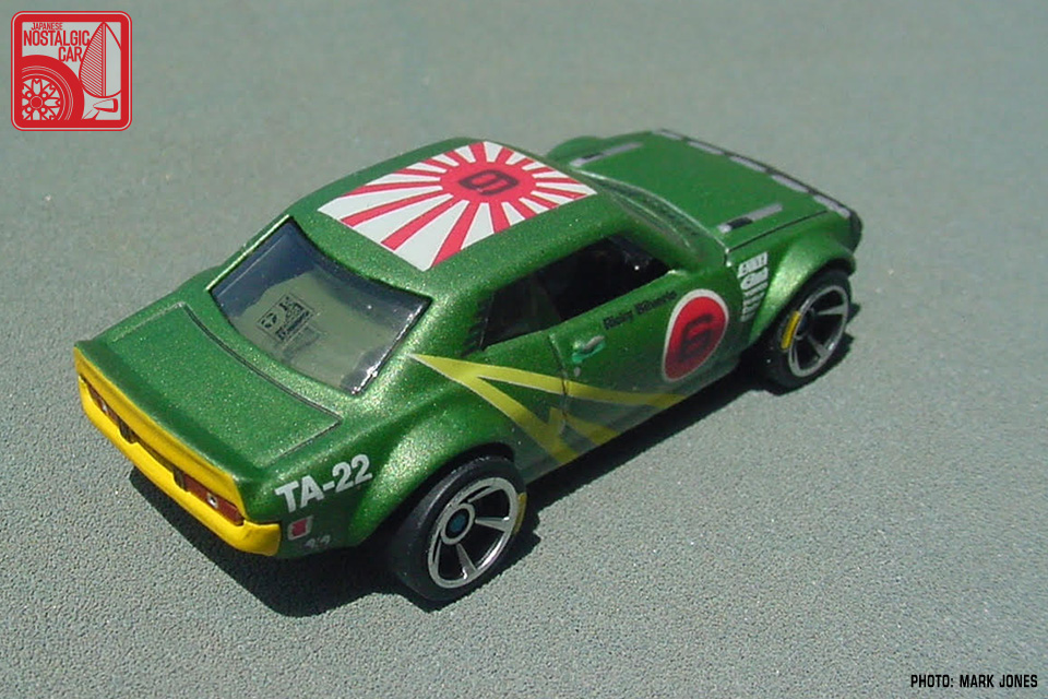 "MINICARS: Scale-Master's ""Zero Celica"" Hot Wheels custom ..."