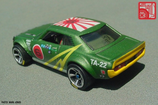 Zero Celica Hot Wheels custom by Scale-Master 06