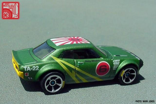 Zero Celica Hot Wheels custom by Scale-Master 07