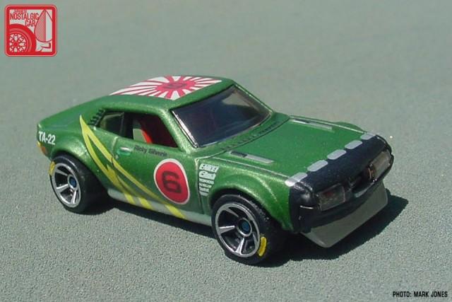 Zero Celica Hot Wheels custom by Scale-Master 08