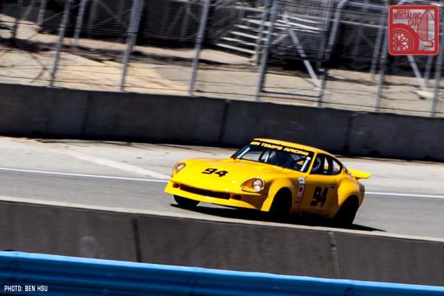084_Datsun 240Z racing