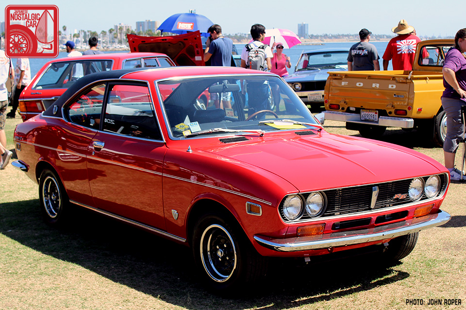 You See, One Of The Cars On The Show Was Abel Ibarrau0027s Mazda RX 2. We  Showcased Ibarrau0027s Collection In 2015 And One Of The Highlights Was His  Mazda RX 2, ...