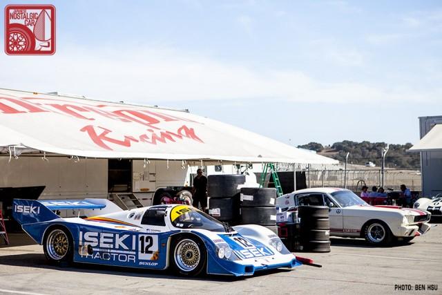142_Iseki Tractor Porsche 956