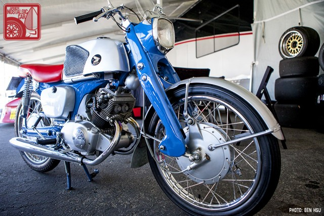147_Honda Benly 125