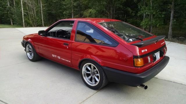 1987 Toyota Corolla AE86 14500mi 29