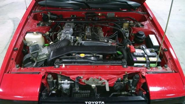 1987 Toyota Corolla AE86 14500mi 30