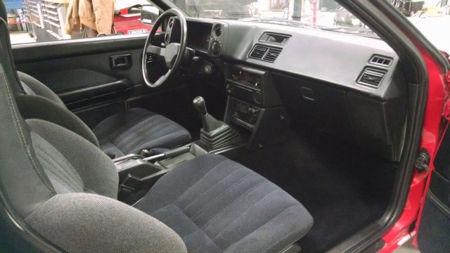 1987 Toyota Corolla AE86 14500mi 35