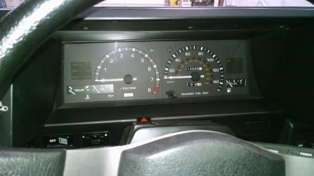 1987 Toyota Corolla AE86 14500mi 38