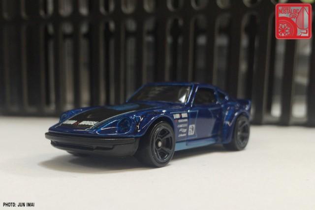 2016 Hot Wheels Nissan Fairlady Z - blue 04