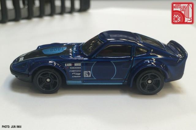 2016 Hot Wheels Nissan Fairlady Z - blue 07