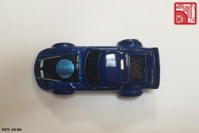 2016 Hot Wheels Nissan Fairlady Z - blue 08