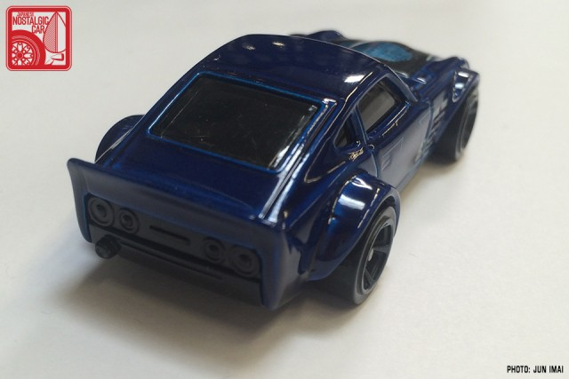 2016 Hot Wheels Nissan Fairlady Z - blue 12
