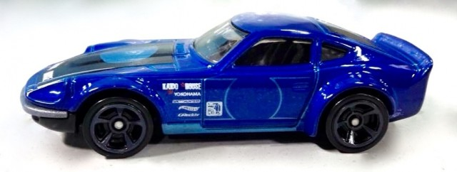 2016 Hot Wheels Nissan Fairlady Z