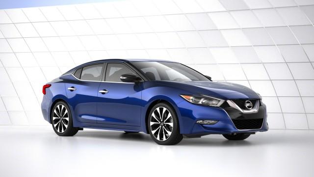 El completamente nuevo Nissan Maxima 2016 llegará a nuestro país a finales de este verano.