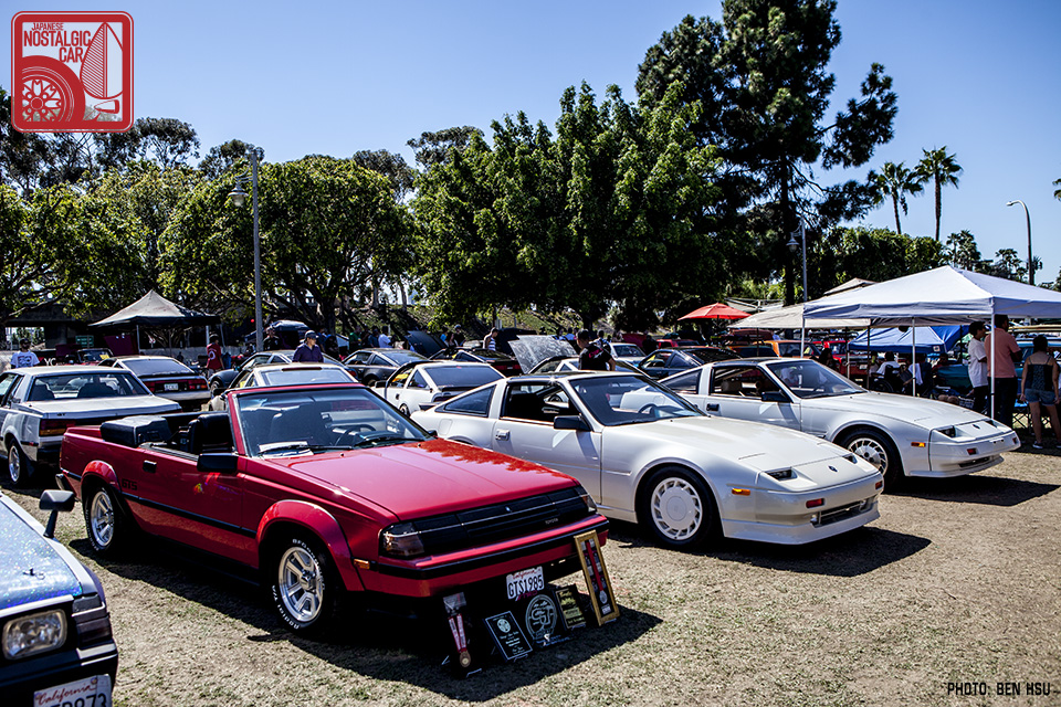 Events 2015 Japanese Classic Car Show Part 03 Made In The 80s Japanese Nostalgic Car