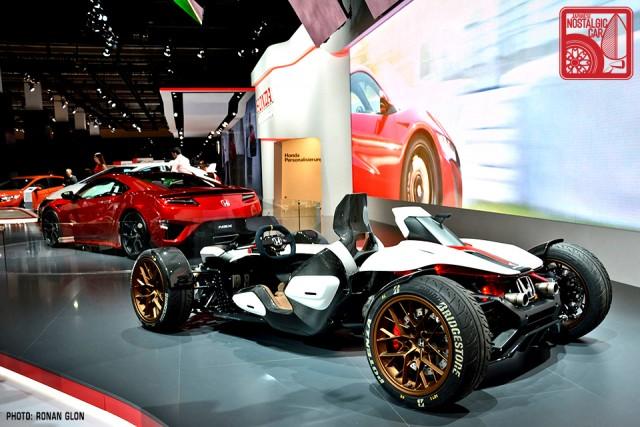 Honda Project 2&4 Concept RG01