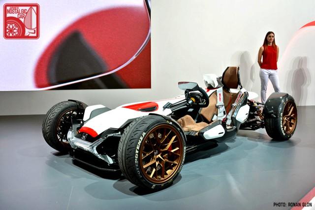 Honda Project 2&4 Concept RG02