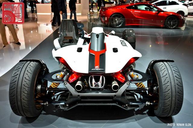 Honda Project 2&4 Concept RG08