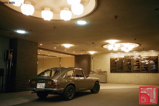 Hotel Okura 13 Honda S800