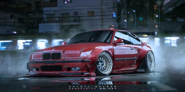 Khyzyl Saleem BMW E36